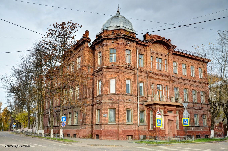 Усадьба Щапова. Иваново