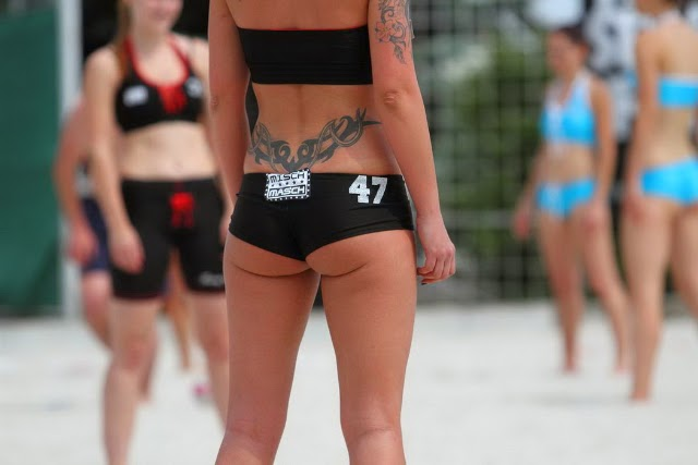 Championship Beach Rugby