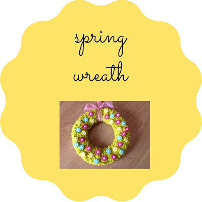 http://keepingitrreal.blogspot.com.es/2015/03/spring-wreath.html