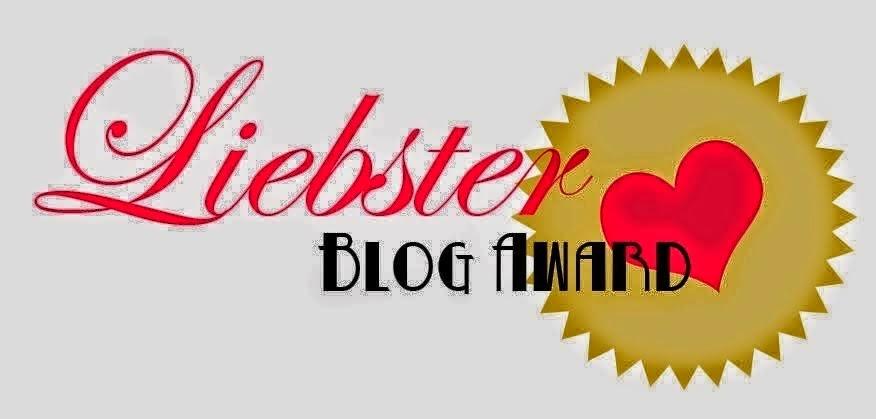 Liebster Blog Award  ღ