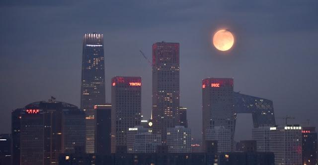 Eclipse - Super Lua - Pequim - China - Luo Xiaoguang