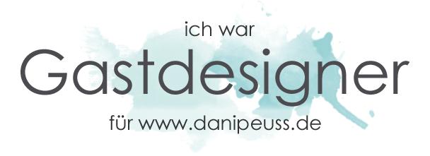 ♥ Gast Designer♥