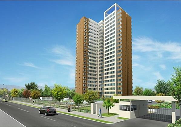 Cu l es el edificio m s alto de tu comuna page 2 for Pisos 7 palmas edificio president