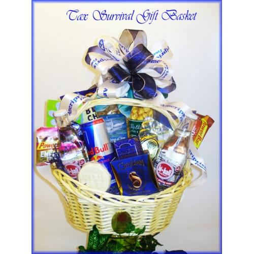 Accountant Gift Basket5