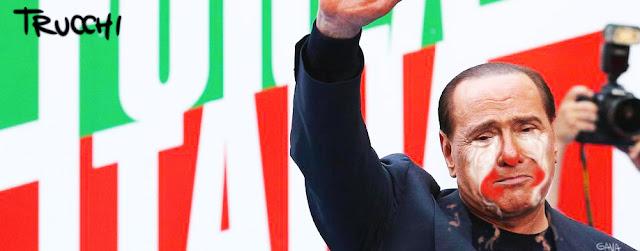 Gava gavavenezia satira vignette illustrazione caricatura fumetto ridere gavagnin marco illustratore disegno  ladro evasore ruby figa mora fede forza italia