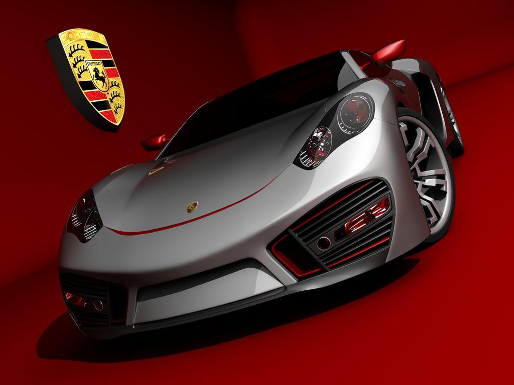 Hot Wheels Porsche Supercar Concept Wonderful