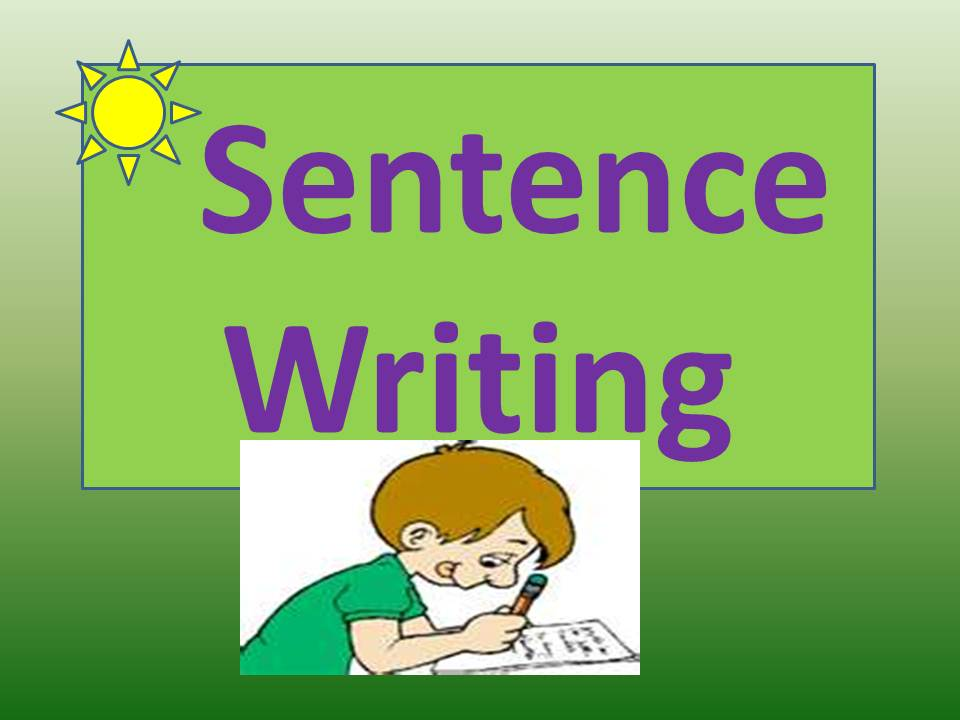 sentence writing When you have a sentence that you want to write, but aren't sure how to phrase some parts of it, phraseup helps by finishing the sentence for you by suggesting possible combinations of words that fit well in the spots where you place a.