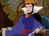 The Wicked Queen from Snow White