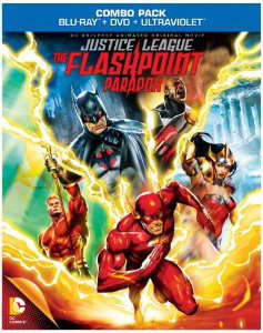 Justice League: The Flashpoint Paradox on BD