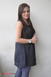 Aksha Latest Pictures at Rey Rey Success Meet  0021