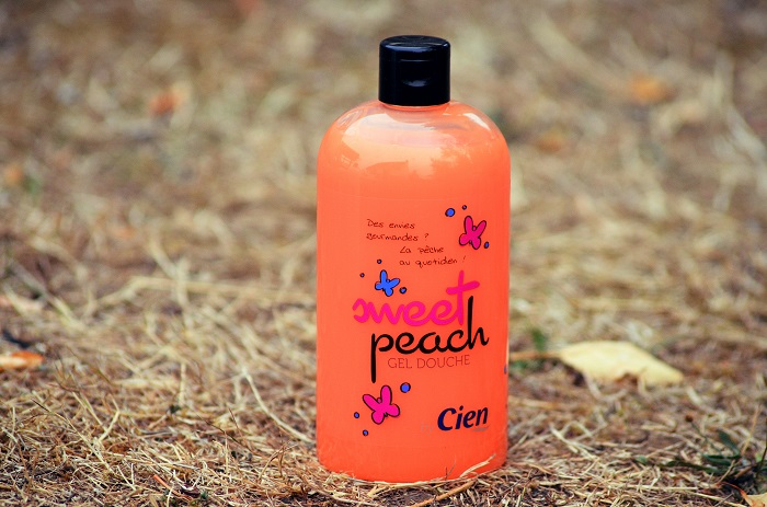 sweat peach Cien Liddl
