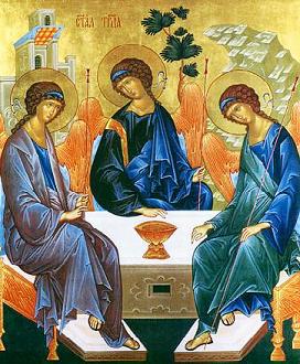 INHABITACIÓN DE LA SANTÍSIMA TRINIDAD EN EL ALMA. Domingo después de Pentecostés