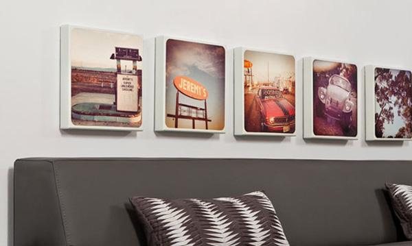 Instagram photo gallery wall interior design blog home decor 2