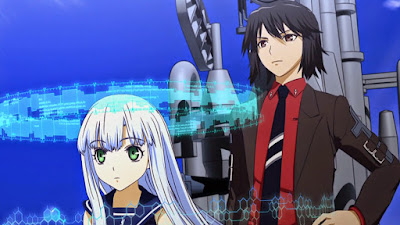Phim Aoki Hagane no Arpeggio: Ars Nova Movie