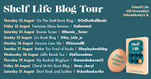 Shelf Life Blog Tour