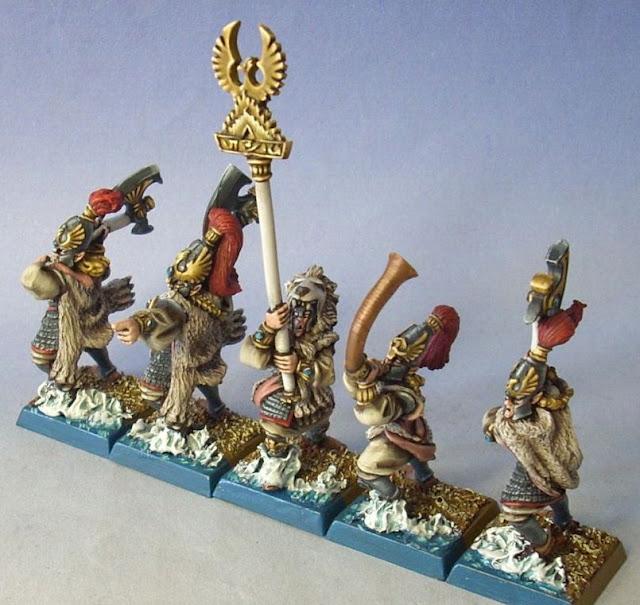 Warhammer painting expert miniatures