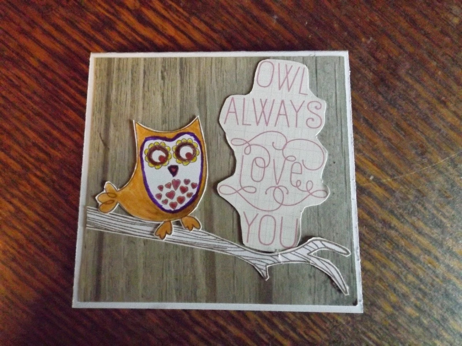 Owl Post-It Notes