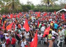 Mondesí sortea cientos de  electrodomésticos a  sus seguidores  en San Cristóbal