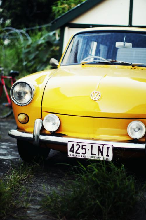 sunday,jaune,yellow,car,voiture,
