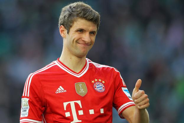 Thomas Muller: Saya Bahagia Bersama Bayern Munchen