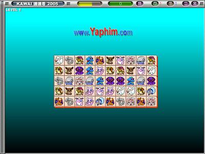 choi game pikachu phien ban cu 2005 2004 2003