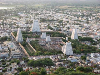 arunachaleswarar temple timings