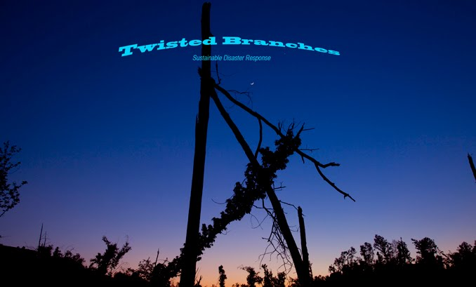 Twisted Branches