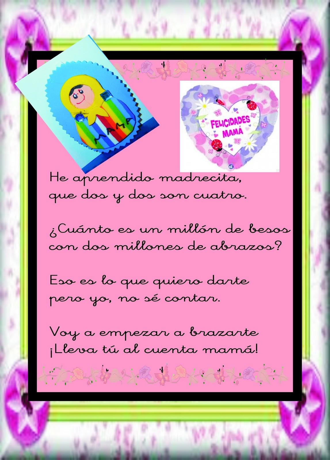 Feliz Cumpleanos Mama Te Quiero