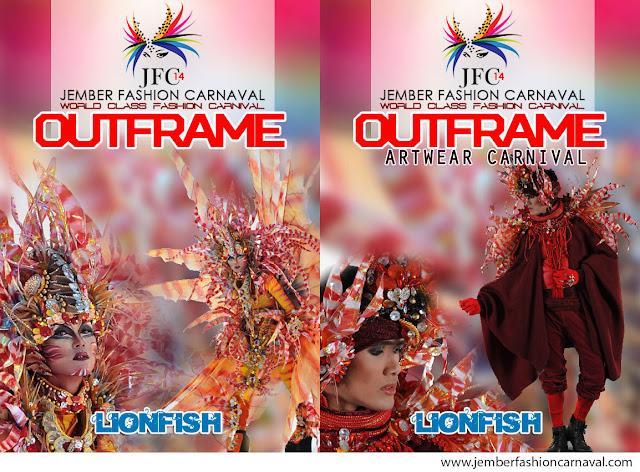 Jember Fashion Carnaval 2015 Defile Lionfish