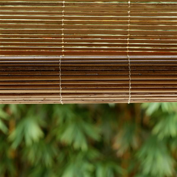 Bamboo Shades For Outside | Bamboo Valance Photo