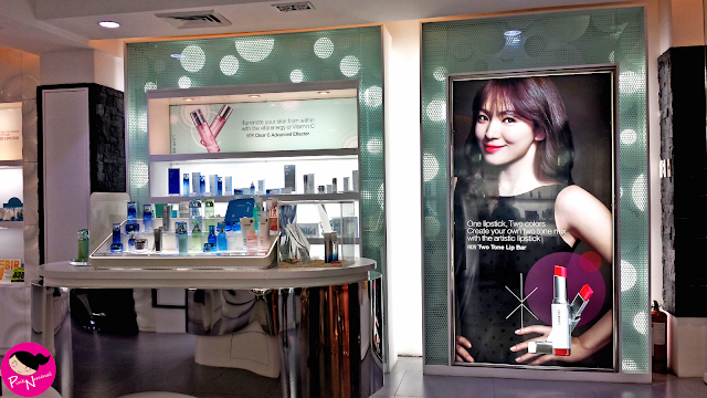 Image of Korean Make-Up Brand, Laneige - Song Hye Kyo pinknomenal.blogspot.com
