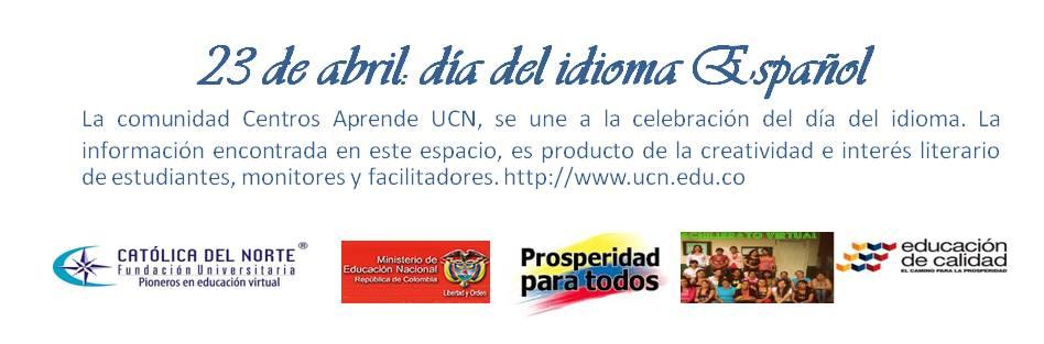23 de abril: día del idioma Español