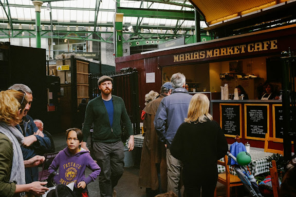 Borough Markets London