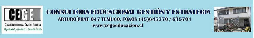 CEGE CONSULTORA EDUCACIONAL