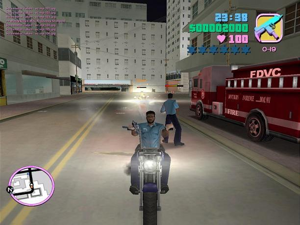 Games Mania: gta vice city