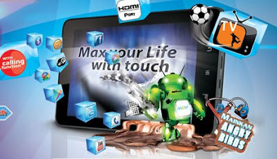 Movi Max P3, Tablet 7 Inci Android Gingerbread