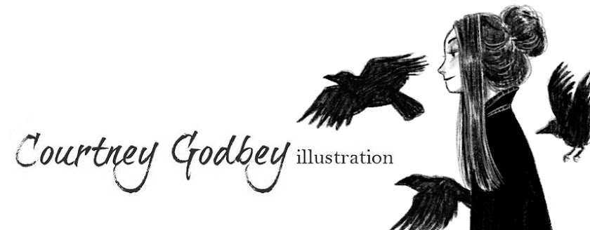 Courtney Godbey Illustration