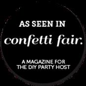 Confetti Fair Magazine