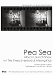 Pea Sea (feat. David & Peter Brewis from Field Music), The Illness + Missing Kids