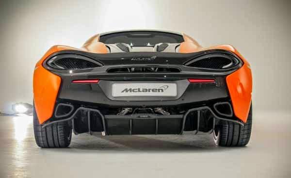 2016 Mclaren 570S Sports Reviews