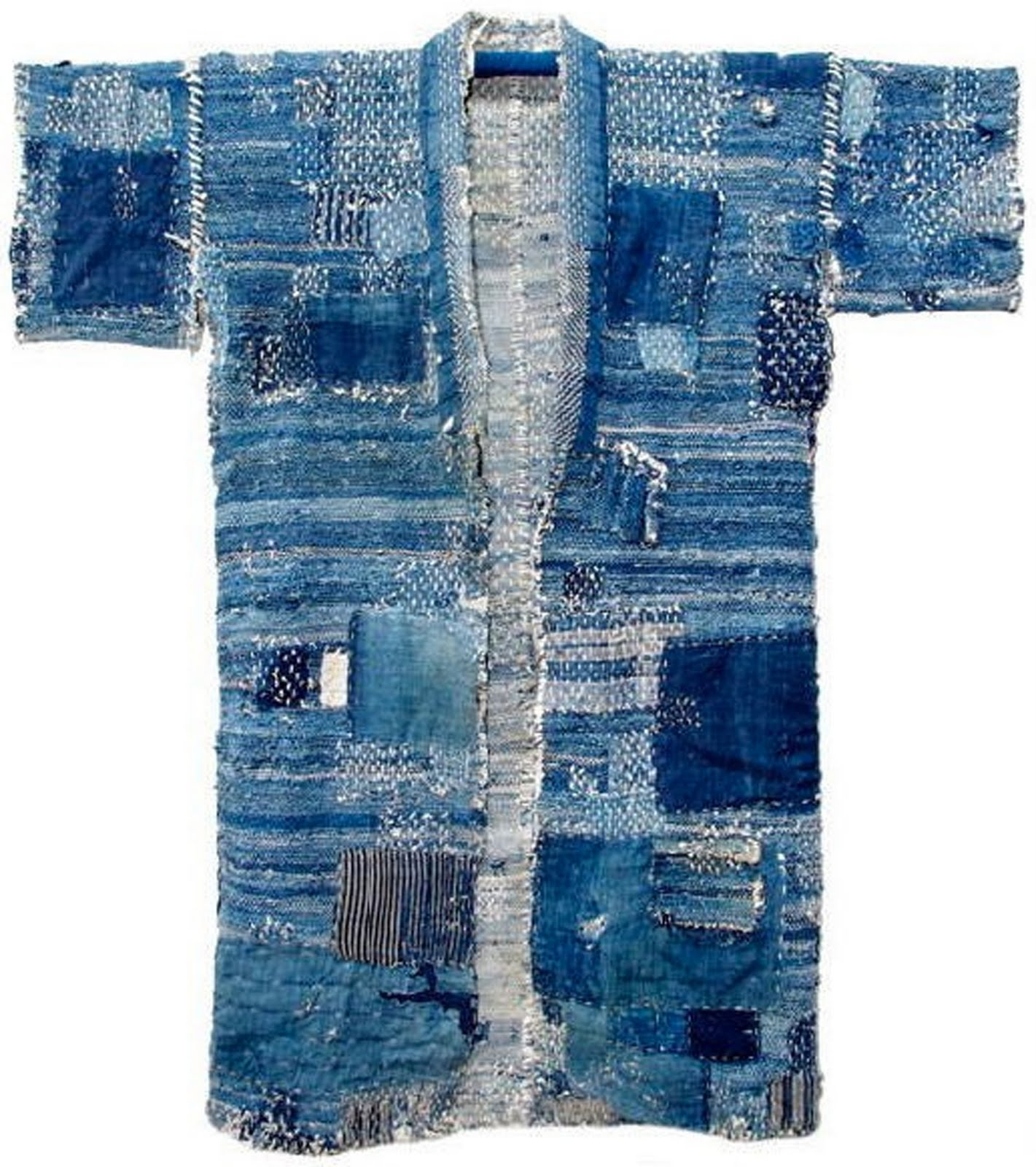 Patchwork Tattered Rags