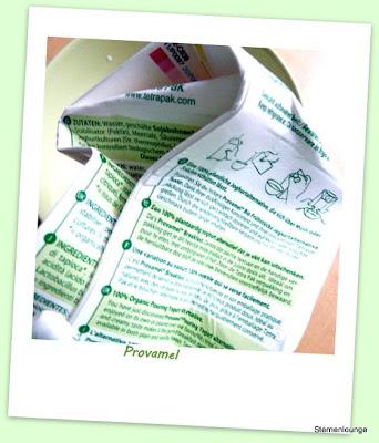 Provamel - die Joghurt-Alternative