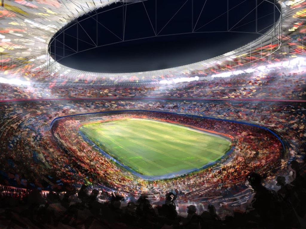 Wallpapers Estadios De Futbol