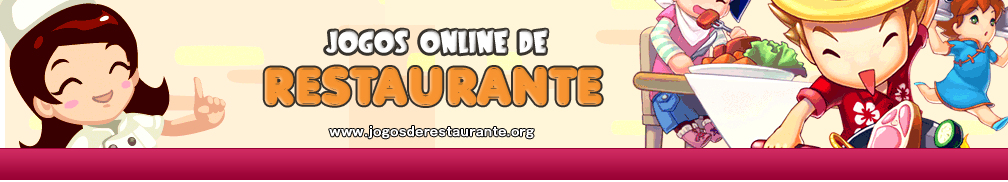 Jogos de Restaurante para Jogar Online