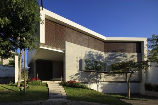 Arquiteto cleomar costa conhe a o estilo minimalista o for Casas minimalistas grandes