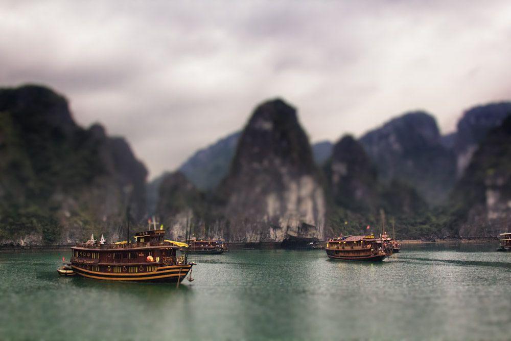 17. Halong Bay Vietnam