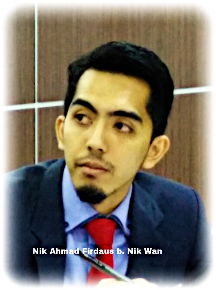 Nik Ahmad Firdaus b Nik Wan