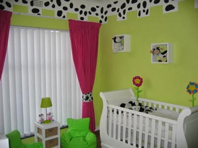 Infant Room Decorating Ideas