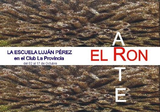 "CATÁLOGO EXPOSICIÓN ""EL RON"""