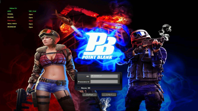 Update Cheat PointBlank VIP Free